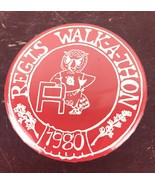 Regis Walk-A-Thon 1980 Pin - $9.50