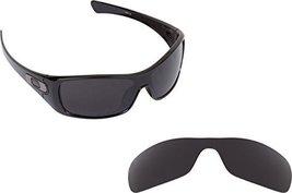 New Seek Optics Replacement Lenses Oakley Antix   Polarized Black - $20.28