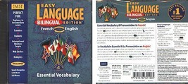 Easy Language Bilingual Edition CD-ROM for Win/... - $9.98