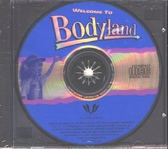 Welcome To Bodyland (Ages 5-11) CD-ROM for Windows - NEW in SLV - $6.98
