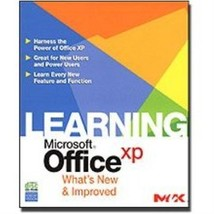 Learning Microsoft Office XP CD-ROM for Windows - NEW CD in SLEEVE - $11.98