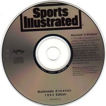 Sports Illustrated 1995 Multimedia Almanac CD-R... - $6.98