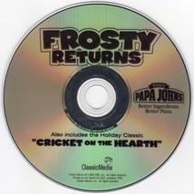Holiday Classics: Frosty Returns & Cricket on t... - $7.98