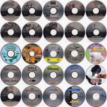 Choose 64 from 150 Productivity Titles (Below $1.00 ea) w/FREE 64 CD/DVD... - $63.98