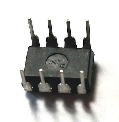 National Semiconductor LM386N-1 LM386 Low Power Audio Amplifier IC (Pack of 10)