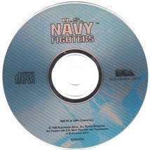 U.S. Navy Fighters CD-ROM for Windows 95/DOS - NEW CD in SLEEVE - $11.98