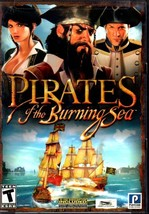 Pirates of the Burning Sea PC (2DVDs) for Windows XP/Vista - NEW in DVD BOX - $11.98