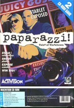 paparazzi! Tales of Tinseltown (2CDs) for Macintosh - NEW in SLEEVE - $19.98