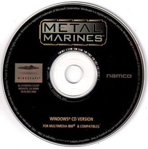 Metal Marines PC CD-ROM for Windows - NEW in SLV - $24.98