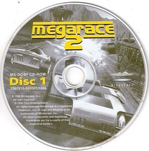 MEGARACE 2 (2 CD-ROMs) DOS - NEW in SLV - $24.98