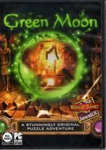 Green Moon + BONUS GAME: Jewelix (PC-CD, 2011) for Windows - NEW in DVD BOX - $9.98