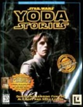 Star Wars: Yoda Stories (PC-CD, 1997) for Windows 95 - CD in SLEEVE - $14.98