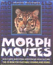 Morph Movies CD-ROM for Windows - NEW CD in SLEEVE - $7.98
