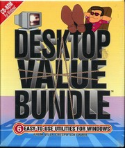 Desktop Value Bundle CD-ROM for Windows - NEW in SLEEVE - $9.98