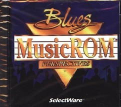 MusicROM Perspectives: Blues CD-ROM for Windows - NEW CD in SLEEVE - $9.98