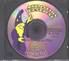 Animation Festival CD-ROM for Windows - LIKE NEW CD in Sleeve - $7.98