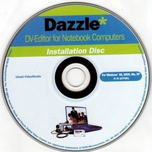 Ulead VideoStudio 4.0 SE CD-ROM for Windows - NEW CD in SLEEVE - $9.98