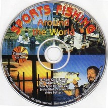 Sports Fishing Around The World Cd Rom For Windows   New Cd In Sleeve - $9.98