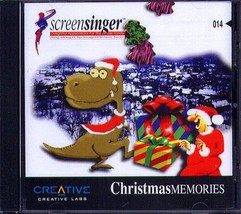 Christmas Memories CD-ROM for Windows - NEW CD in SLEEVE - $7.98