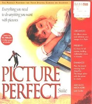 Picture Perfect Suite by Zydeco PC-CD for Windows 95/98/NT - NEW CD in S... - $9.98