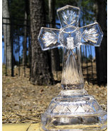 Angelic Crystal Cross Portal with Pendant Moonstar7spirits Positive powers - $100.00