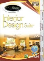 Punch! Interior Design Suite w/NexGen Technology PC-DVD XP/Vista/7 - NEW... - $34.98