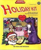 Holiday Kit for Kids (Ages 3-10) CD-ROM for Win/Mac - NEW in SLEEVE - $9.98