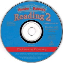 Reader Rabbit's Reading 2 (Ages 5-8) CD-ROM for... - $9.98