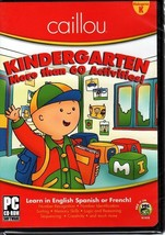 Caillou Kindergarten (60+ Activities) (PC-CD, 2011) for Windows - NEW in... - $9.98