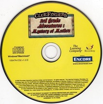 ClueFinders: 3rd Grade Adventures: Mystery of Mathra CD Win/Mac - NEW in... - $9.98