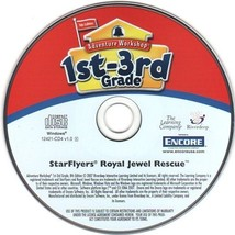 StarFlyers Royal Jewel Rescue(PC-CD, 2007 Ed.) for Windows - NEW CD in S... - $7.98