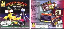 Spelvin Goolie Private Eyeball (Ages 8+) (PC-CD, 1995) for Windows - NEW... - $9.98