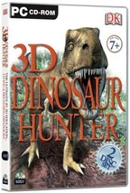 DK Dinosaur Hunter v2.0 (Ages 7+) (2 CDs, 2003) for Windows - NEW CDs in... - $9.98