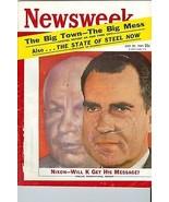 NEWSWEEK   richard nixon  steel castro  july 27 1959 - $14.84