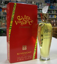 Extra-Vagance d'Amarige for Women 3.3 fl.oz / 100 ml EDT Spray, Vintage ... - $144.98
