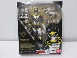 S.H.Figuarts Chojin Sentai Jetman Blackcondor Action Figure - Bandai 2011 - $33.87