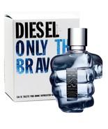 Diesel only the Brave for Men 2.5 fl.oz / 70 ml eau de toilette spray - $49.98