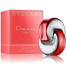 Omnia Coral by Bvlgari for Women 2.2 fl.oz / 65 ml eau de Toilette spray - $57.98