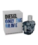 Diesel only the Brave for Men 1.6 fl.oz / 50 ml eau de toilette spray - $39.98