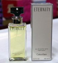 Eternity by Calvin Klein for Women 3.4 fl.oz / 100 ml eau de parfum Spray - $42.98