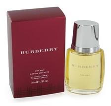 Burbery by Burberry for men, 1.7 fl.oz / 50 ml eau de toilette spray - $33.98