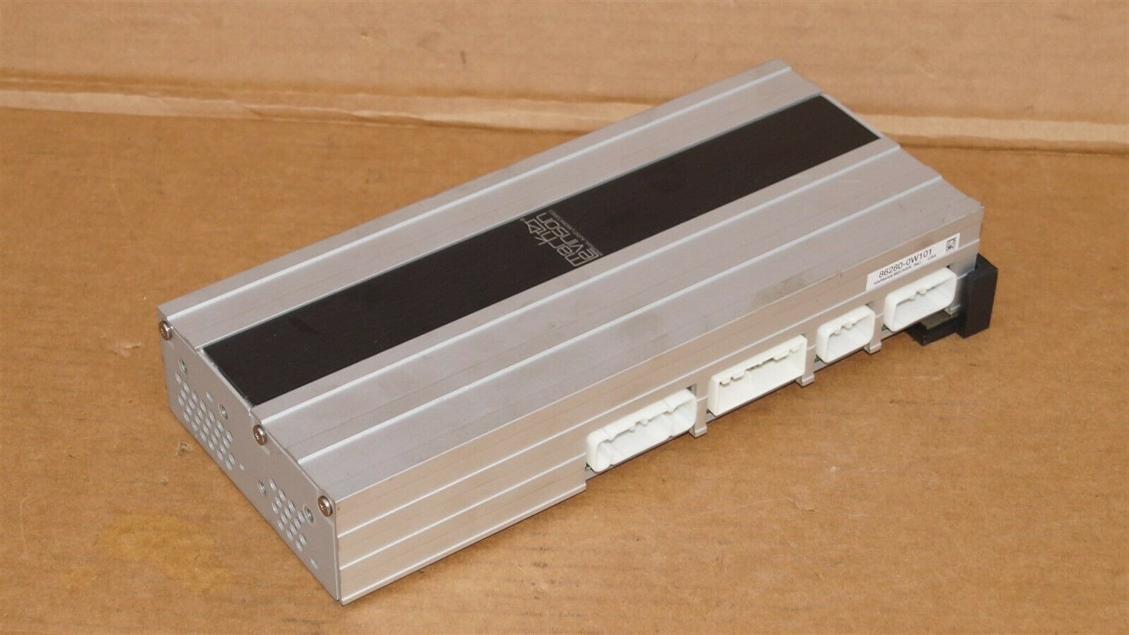 Lexus Mark Levinson Radio Stereo Audio Amp Amplifier 86280-0W101