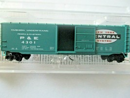 Micro-Trains # 50500441 New York Central 50' Standard Boxcar Z-Scale image 2