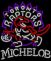 Michelob NBA Toronto Raptors Neon Sign - $699.00