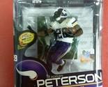 2014 NFL Series 34 McFarlane Figure Adrian Peterson