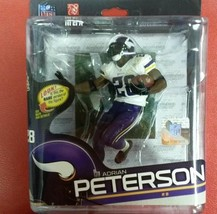 2014 NFL Series 34 McFarlane Figure Adrian Peterson - $22.04