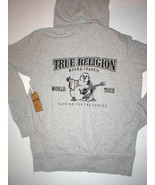New Womens Designer True Religion Hoodie Jacket... - $259.00