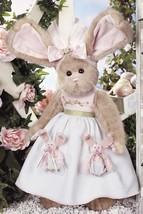 "Bearington Bears ""Peggie Pockets"" 16"" Collector Bunny- Sku #420108- 2007 - $39.99"