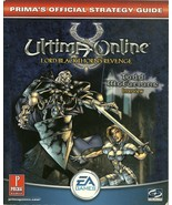 Ultima Online Lord Blackthorn's Revenge Prima's... - $4.99