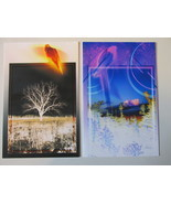 Original Art Note Cards Suitable For Framing - Digital Painting & Photog... - £11.58 GBP